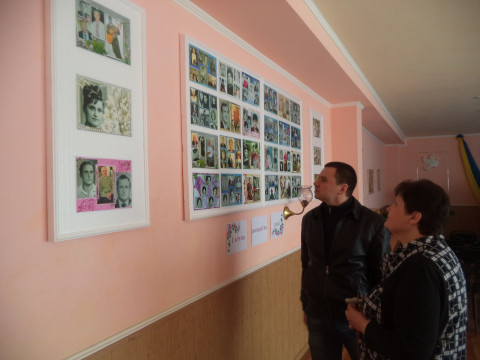 В Терновском районе открылась фотовыставка