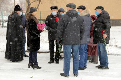 Криворіжці вшанували пам'ять почесного жителя міста - Григорія Гутовського