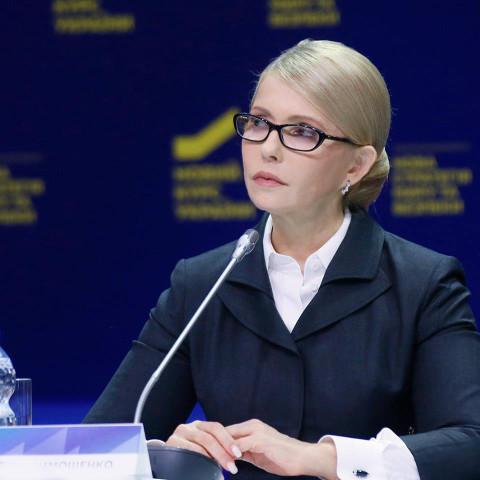 Тимошенко имеет комплексную программу изменений страны
