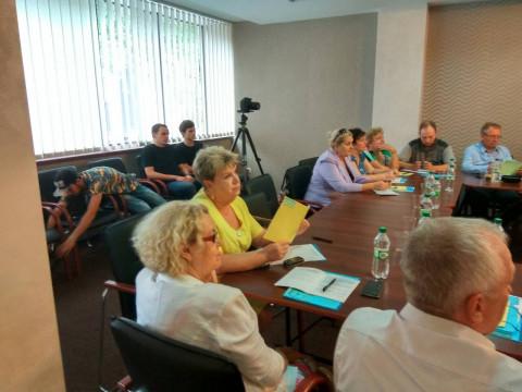"""Представители """"ЗА РIДНЕ МIСТО"""" приняли участие в круглом столе по вопросам обучения участников избирательных процессов"""