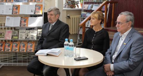 Битва за Кривбасс: знакомство с читателями
