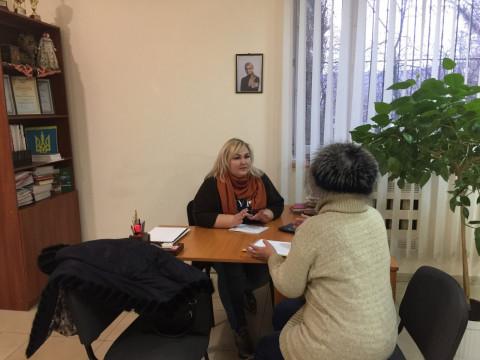 Тревоги жителей Покровского