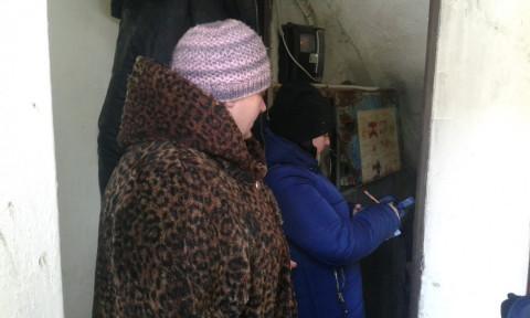 Благодаря представителям «ЗА РІДНЕ МІСТО»  в квартирах терновчан стало тепло