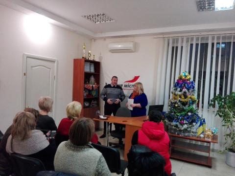 Для активистов «ЗА РІДНЕ МІСТО» организована еще одна встреча с депутатами