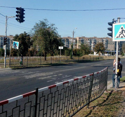 Зелёный – светофору. Дело о безопасности дороги возле «тысячки»