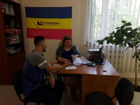 Жители Покровского района обратились на прием депутата Виктории Ещиной