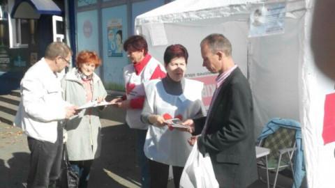 Жители Кривого Рога продолжают обращаться в открытые общественные приемные депутатов партии «Батьківщина»
