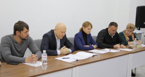 Состоялось расширенное заседание бюро Криворожской городской организации ВО «Батьківщина»