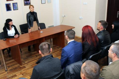 «Сила команды – в каждом участнике», - Ольга Бабенко провела встречу с Долгинцевской командой ВО «Батьківщина»