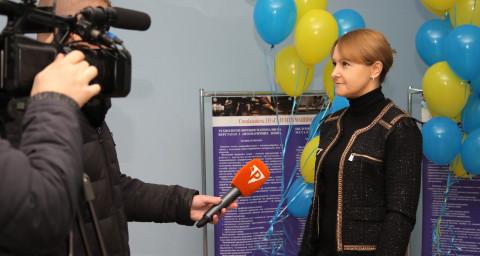 Украинский политехнический техникум отметил свой 90-летний юбилей!