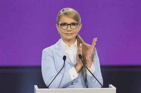 Люди полагаются на Тимошенко в вопросе снижения тарифов